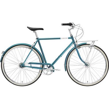 Vélo de Ville CREME CAFERACER DOPPIO DIAMANT Bleu 2021
